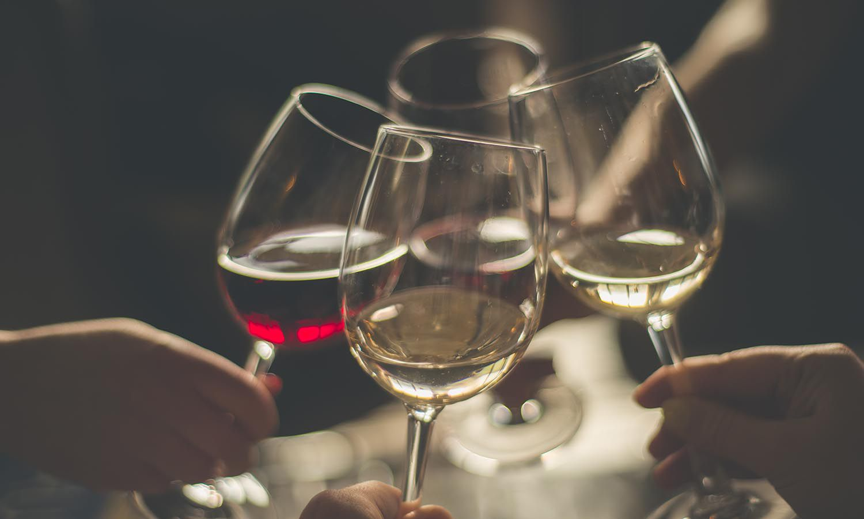 Vinho, Apenas Apreciado Com Moderação